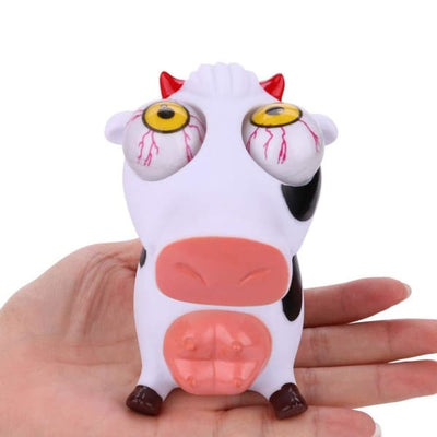 Balle Anti Stress / Squishy Vache - anti stress