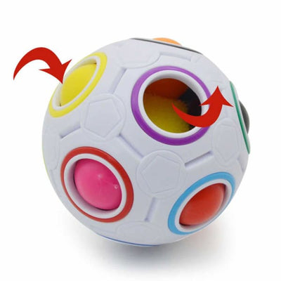 Fidget Ball Puzzle - Object anti stress