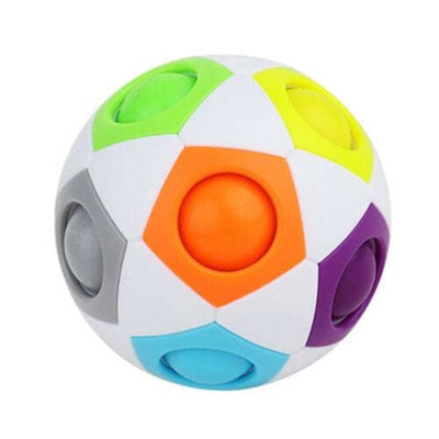 Fidget Ball Puzzle - Hexagon - Object anti stress