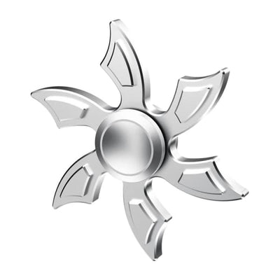 Hand-Spinner-6-Branches-en-Alliage argent