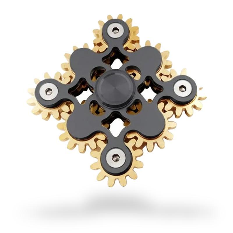 HAND SPINNER ENGRENAGE  | Anti Stresss
