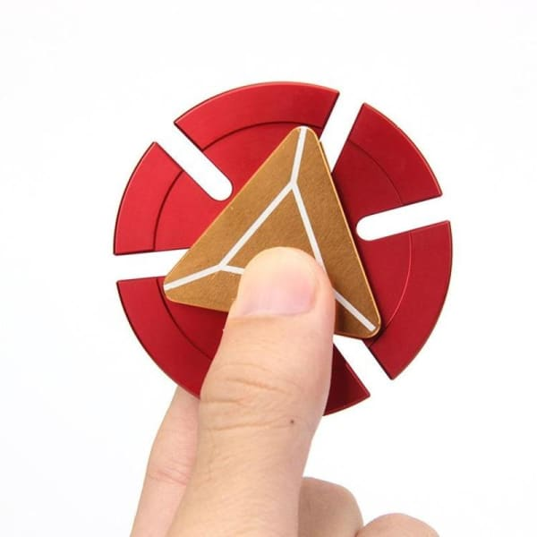 Hand Spinner Iron Man | Anti Stresss