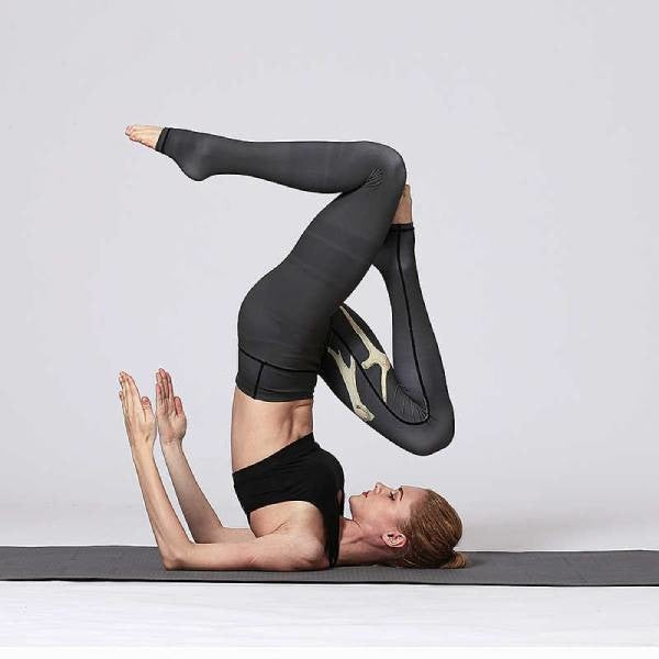 Leggings de Yoga Crane De Buffle