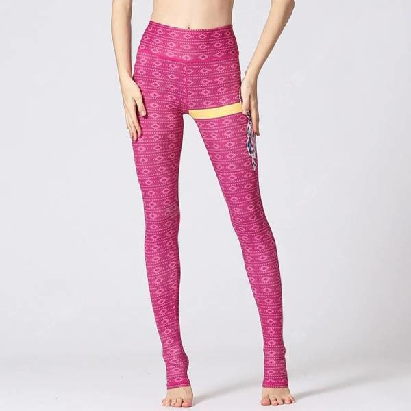 Leggings de Yoga Rose Attrape Rêve