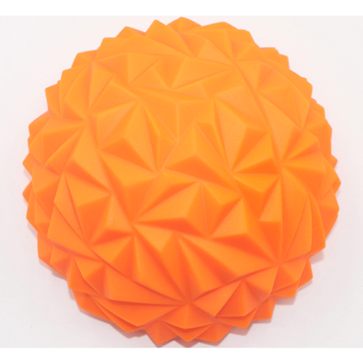 Massage Relaxant / Balle De - Orange / 16cm - relaxant