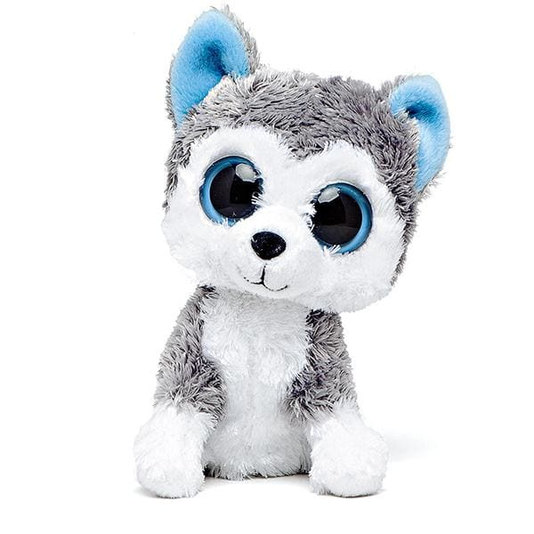 Peluche aux Gros Yeux Loup - Peluches