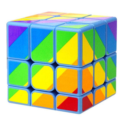 Rubik's cube Rainbow Unequal YJ