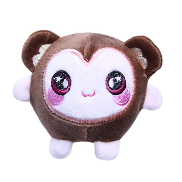 Squeezamals monkey - Monkey - Peluches