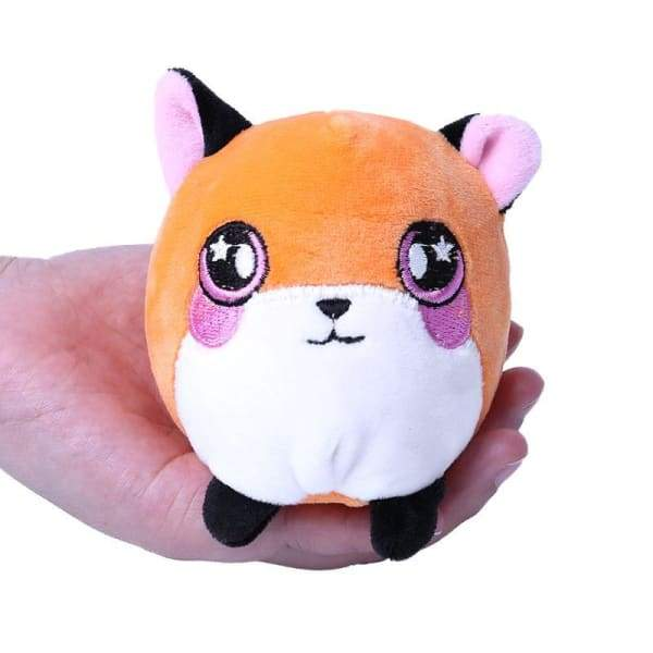 Squeezamals Renard - Peluches