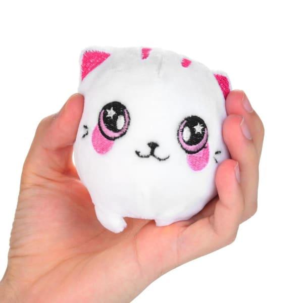 Squeezamals White Cat - cat - Peluches