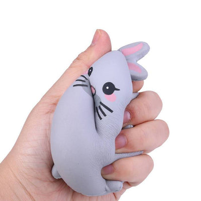 Squishy Lapin Gris