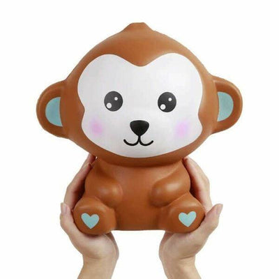 Squishy Singe - Balle anti stress