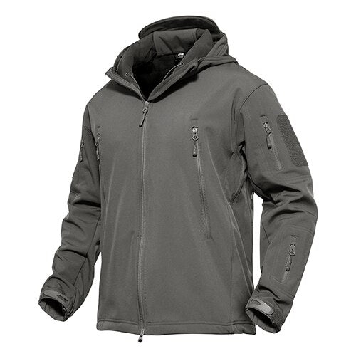 MAGCOMSEN Mens Jacket Military Tactical Men Coats Soft Shell Waterproof Windproof Men Combat Windbreaker Clothes 2019 AG-PLY-56