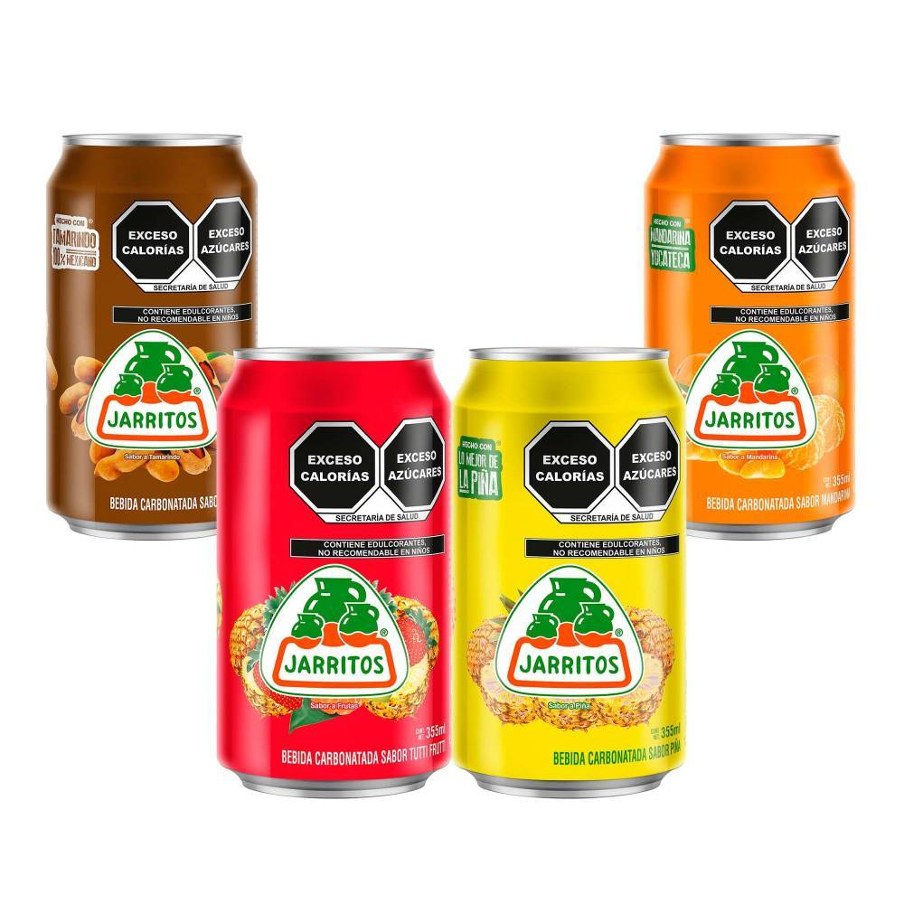 Refresco Jarritos