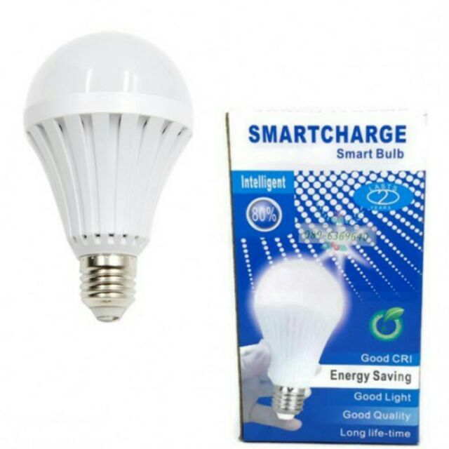 Smartcharge Smart Bulb 9w