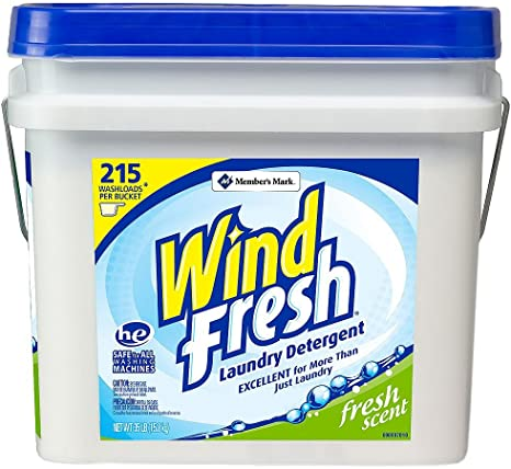 Wind Fresh Laundry Detergent