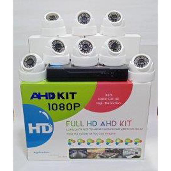 KIT AHD 8 Indoor