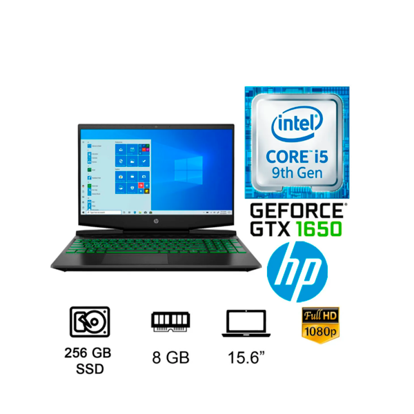 "HP Pavilion 15.6"" Intel Core i5"