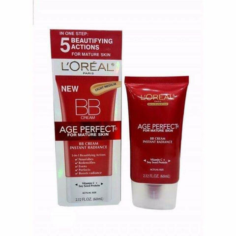 LOreal BB Cream Base Ligera Age Perfect