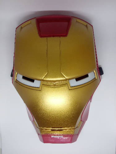 Mascaras Iron Man con luces