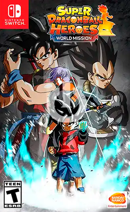 Dragon Ball Heroes World