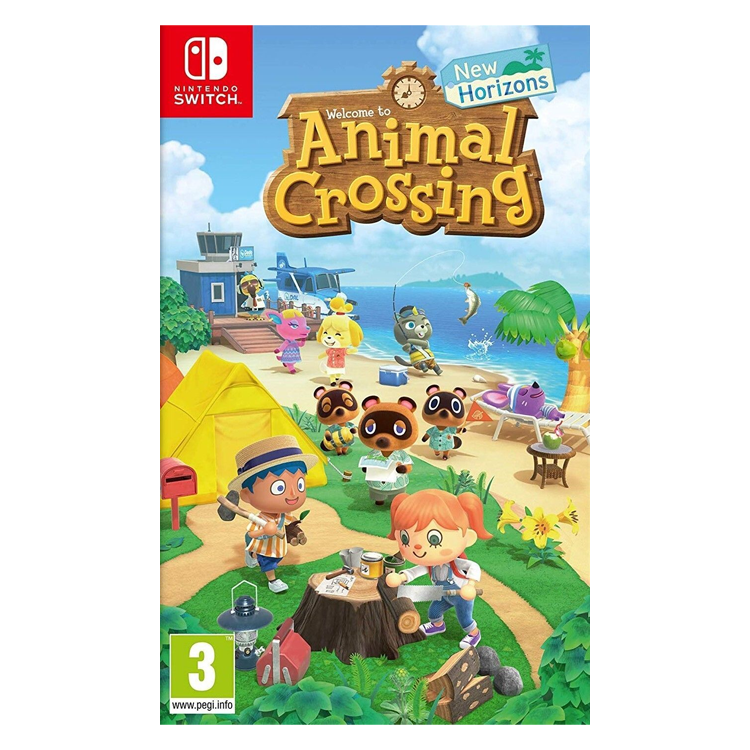 Animal Crossing: New Horizons - Digital Nintendo Switch -  NORTH AMERICA