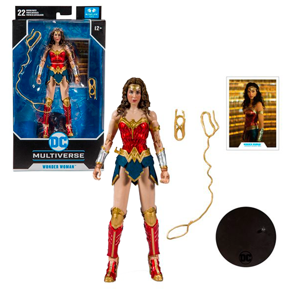 Figura Mcfarlane Wonder Woman