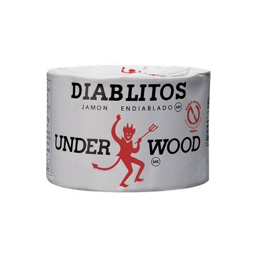 Diablitos Underwood Lata 115g