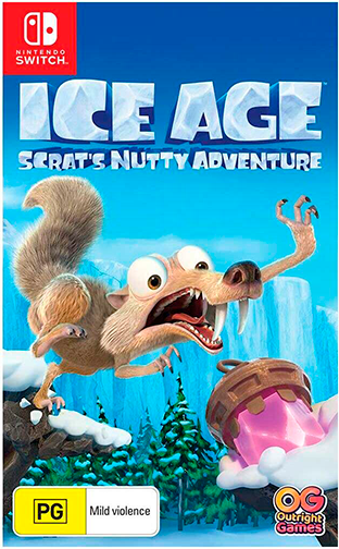 Ice Age Scrat's Nutty Adventur