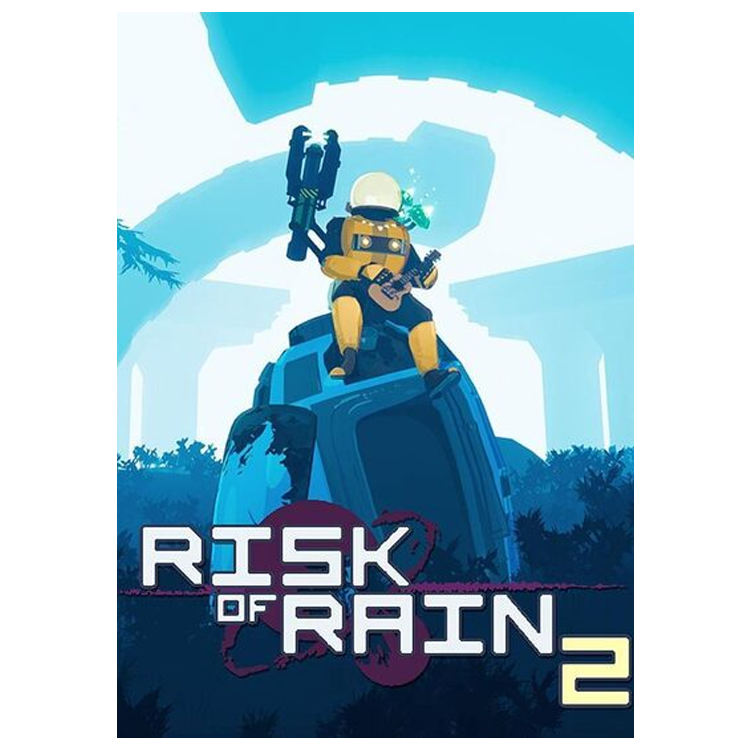 Risk of Rain 2 - Código Steam - GLOBAL