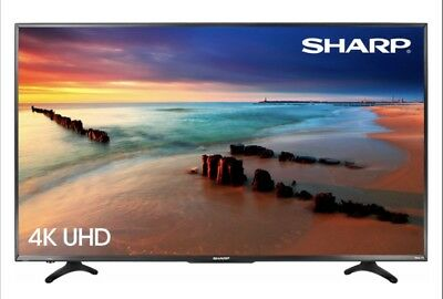Smart TV Sharp 50 Ultra HD 4K LED