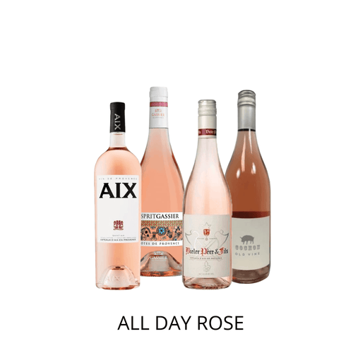 ALL DAY ROSE - 4/pack - Gather1