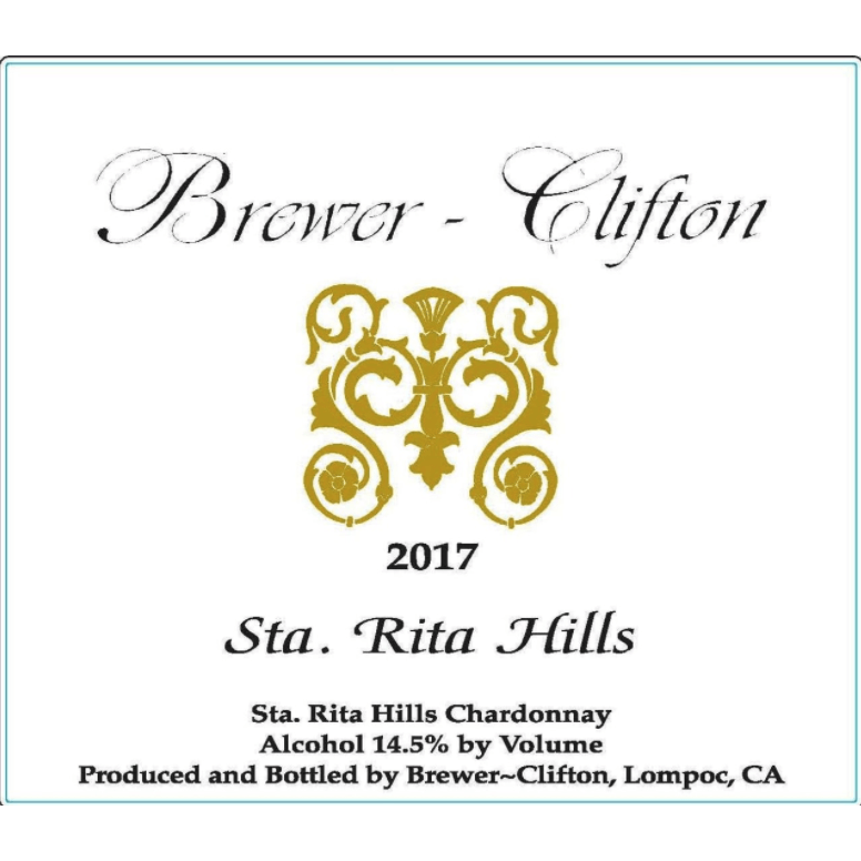 Brewer-Clifton Sta. Rita Hills Chardonnay - Gather1
