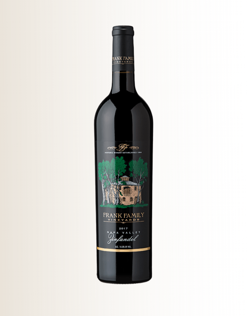 Frank Family Zinfandel - Gather1