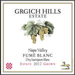 Grgich Hills Estate Fume Blanc 2017 - Gather1