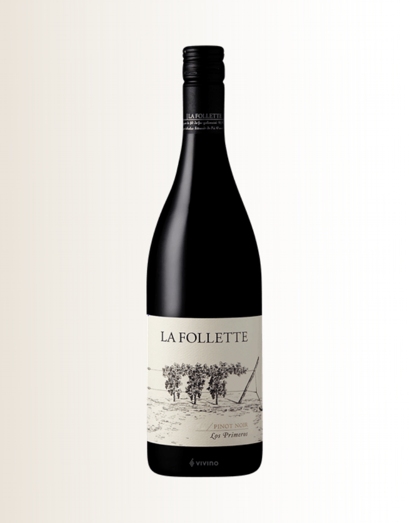La Follette Los Primas Pinot Noir - Gather1