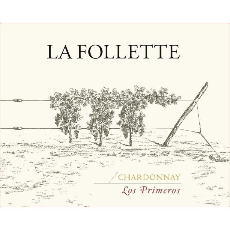 La Follette Los Primeros Chardonnay - Gather1