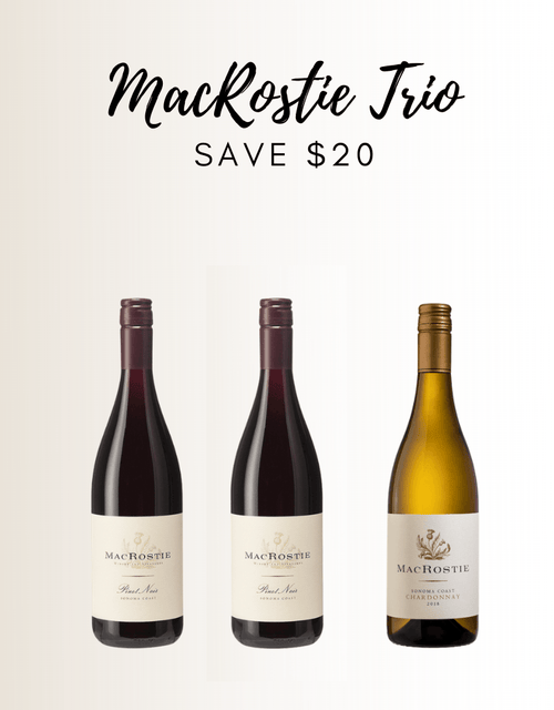 MacRostie Sonoma Coast Trio - Gather1