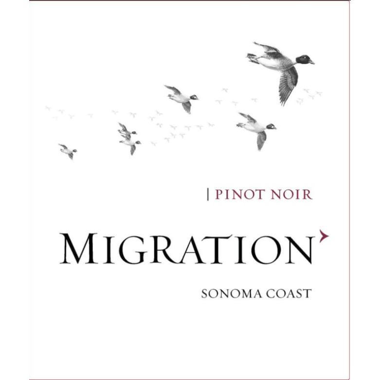 Migration Sonoma Coast Pinot Noir - Gather1