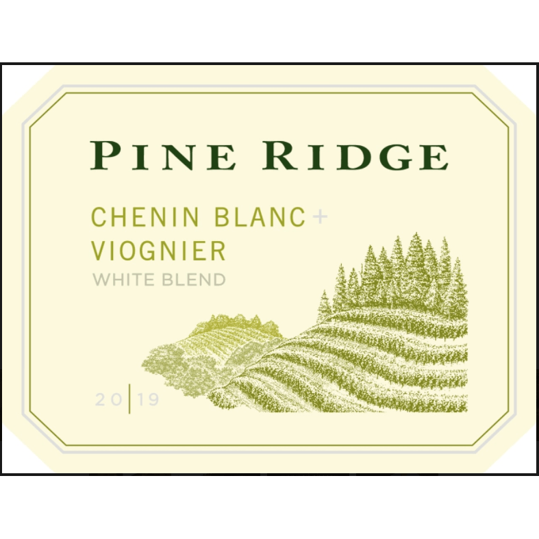 Pine Ridge Chenin Blanc - Viognier - Gather1
