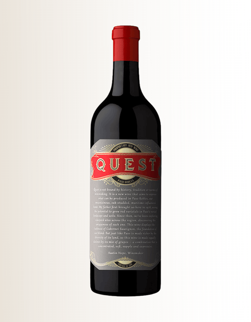Quest Proprietary Red Wine - Gather1