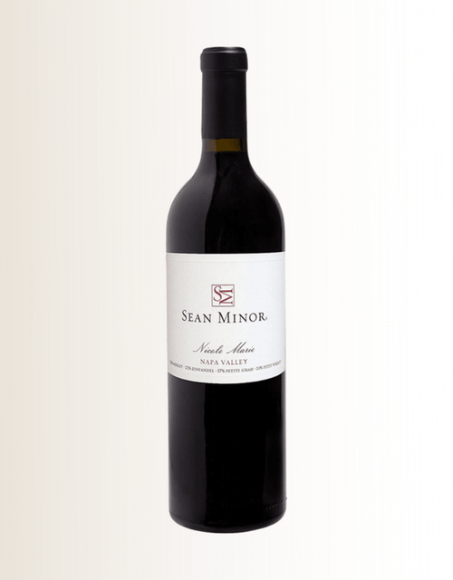 Sean Minor Nicole Marie Red Blend - Gather1