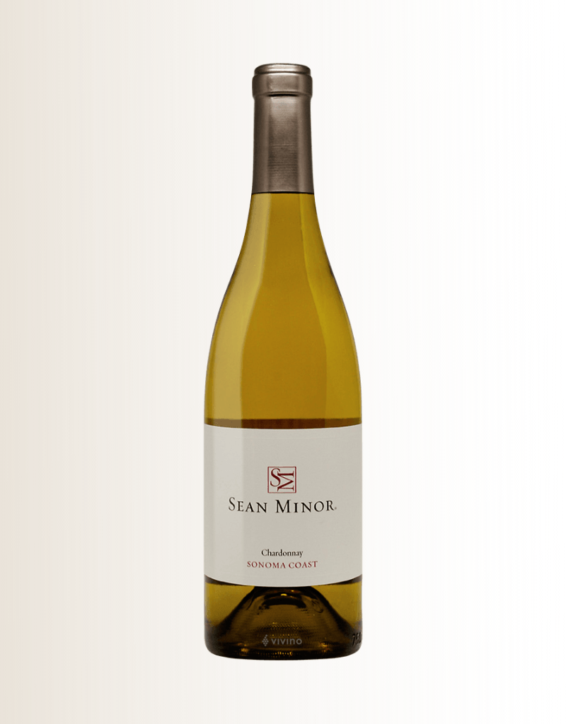 Sean Minor Sonoma Coast Chardonnay 2018 - Gather1