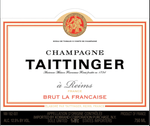 Taittinger Brute La Francaise - Gather1