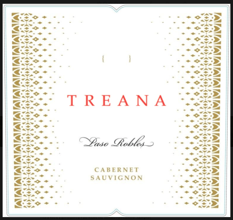 Treana Cabernet Sauvignon - Gather1