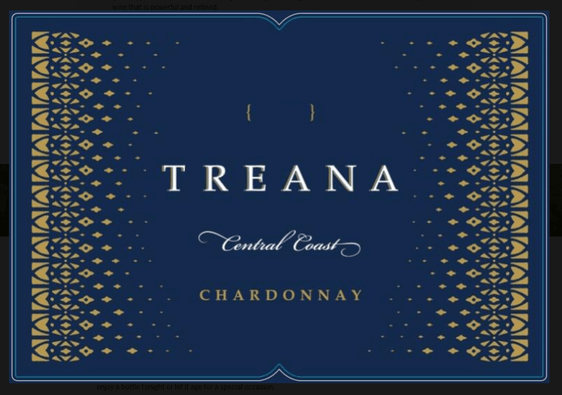 Treana Chardonnay - Gather1
