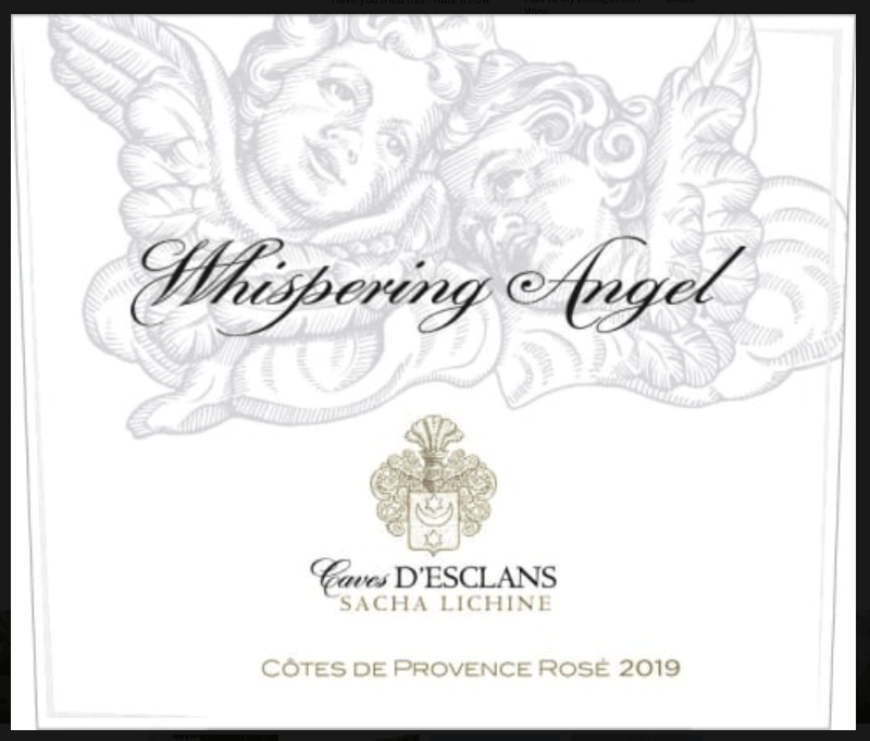 Whispering Angel Provence Rose - Gather1