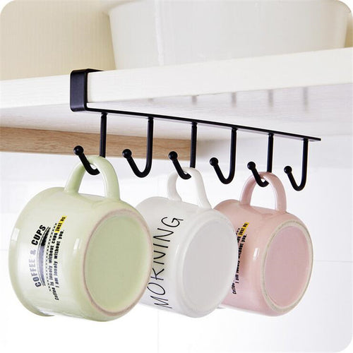 New Creative Vintage Metal Hook Coat Hat Bag Hanger Organizer Holder Wall Decor Cabinet Parts Accessories