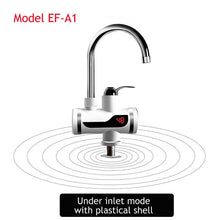 Load image into Gallery viewer, Ecofresh Electric Faucet Instant Water Heater Tap Faucet Heater Cold Heating Faucet Tankless Instantaneous Water Heater