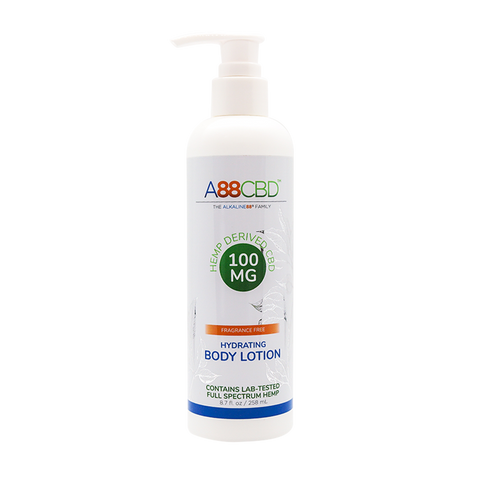 Hydrating CBD Body Lotion